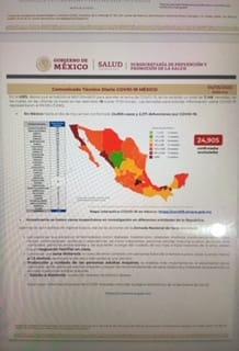 ¡Mayo dramático!, México acumula 2 mil 271 fallecimientos y 24 mil 905 casos de Coronavirus: Salud federal