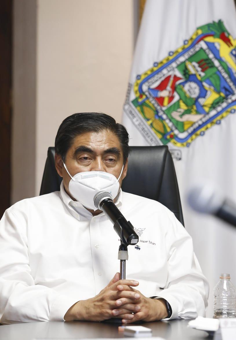 Video desde Puebla: Gobernador Barbosa admitió que el ciclo escolar podría no comenzar en agosto, si se mantiene la pandemia como hasta ahora