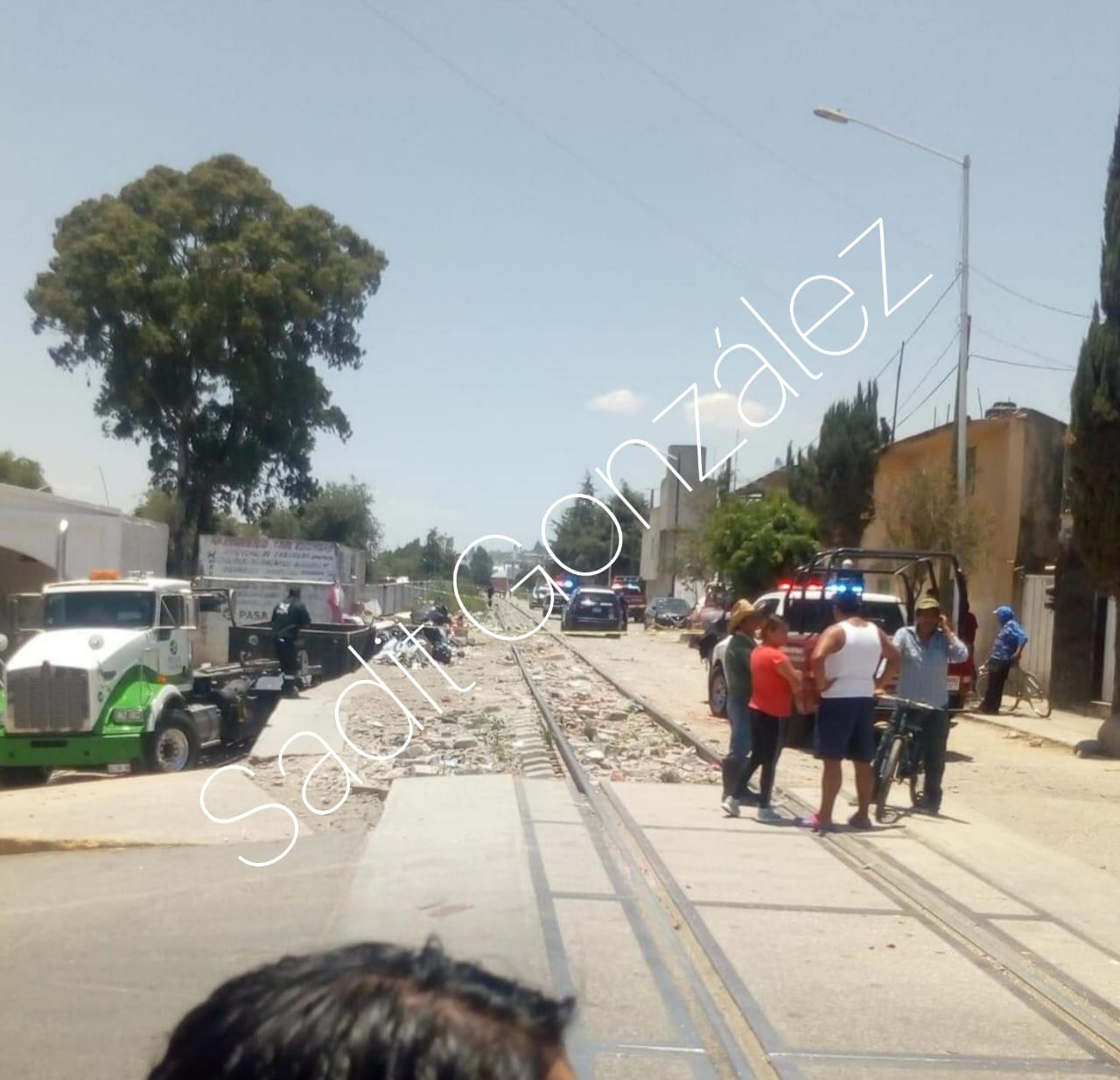 Hallan encobijado en San Pablo Xochimehuacan