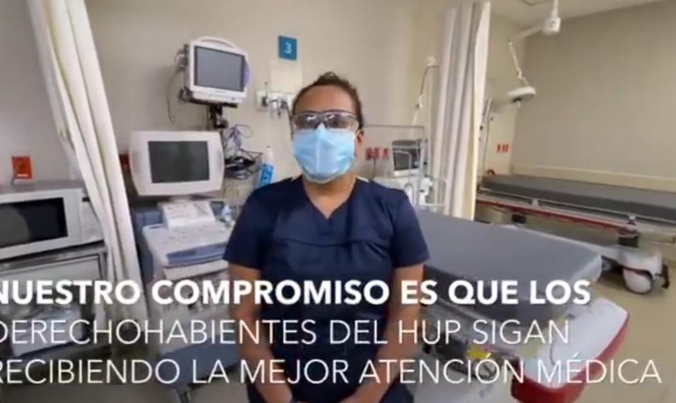 Personal del Hospital Universitario de la BUAP reafirma su compromiso para mejorar la atención médica