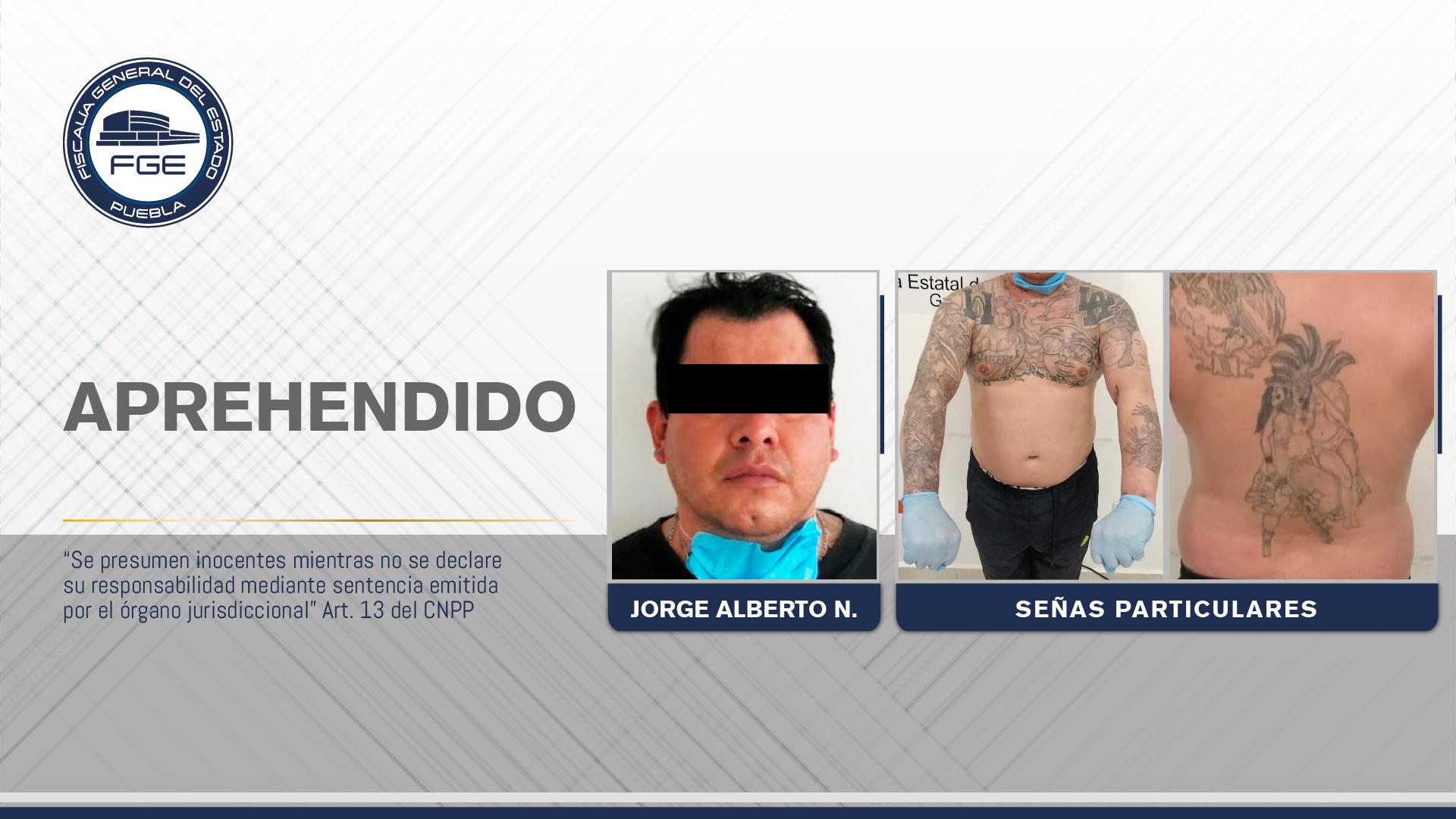 """Fiscalía halló granada, armas y drogas en cateo a casa de """"El Crazy"""""""
