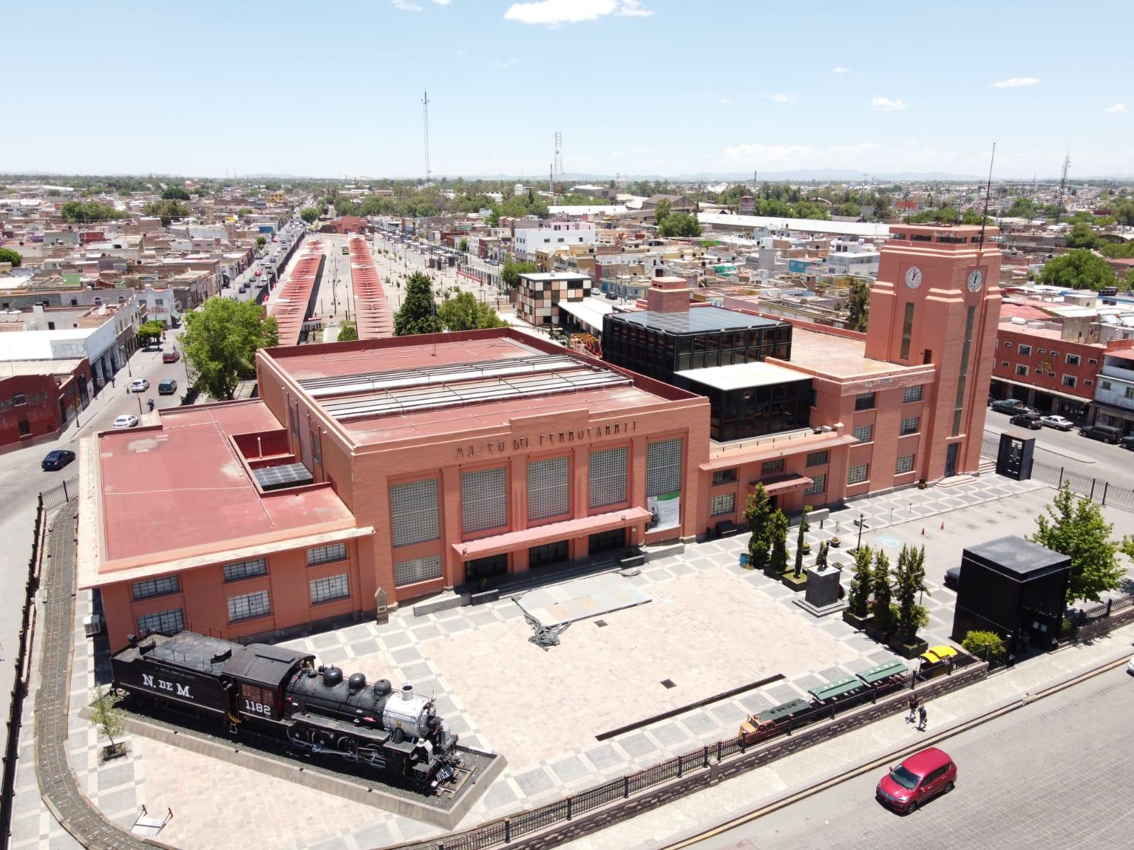 Resultados y ampliación de Convocatoria Expo Virtual Museo del Ferrocarril Jesús García Corona