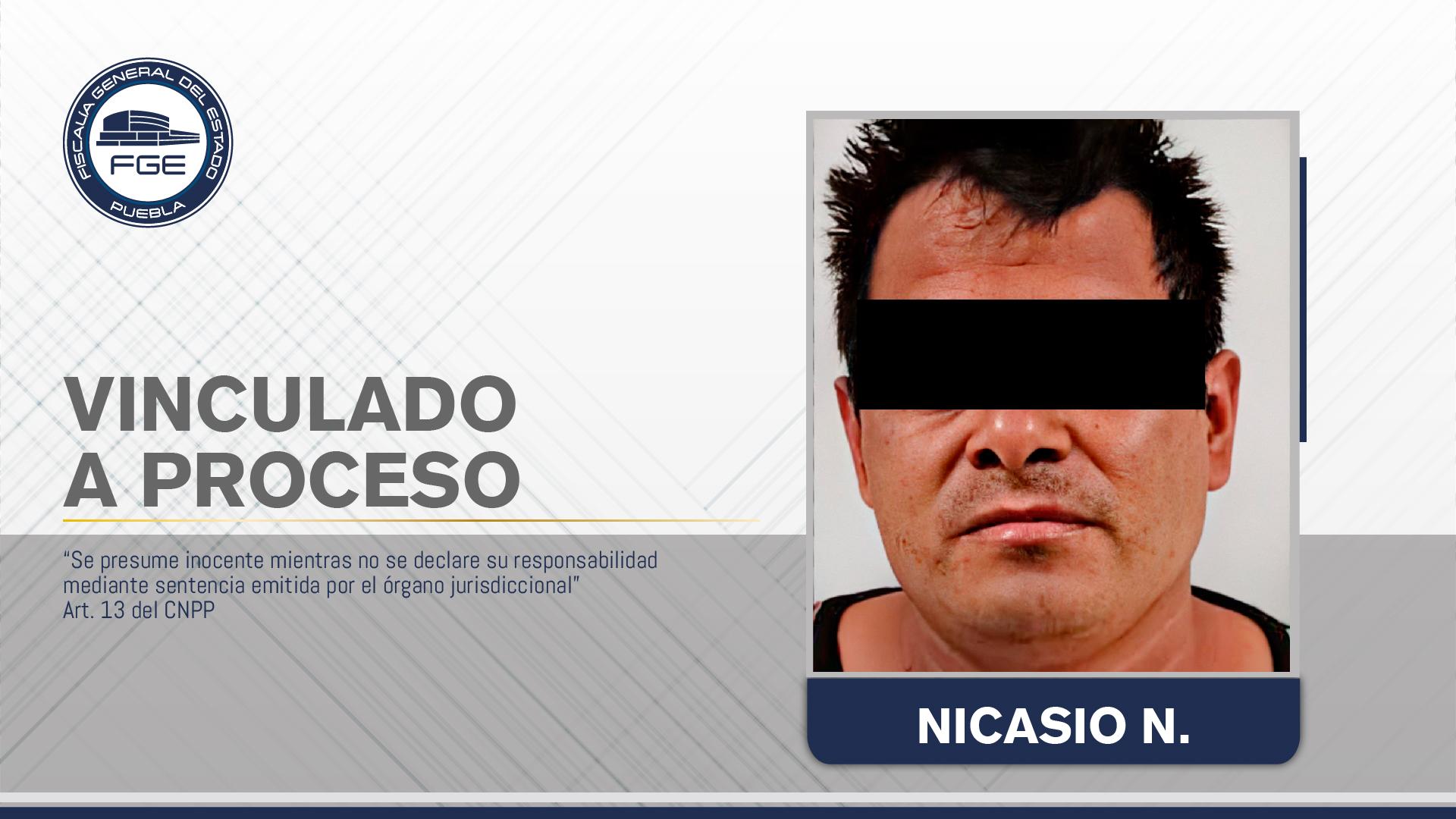 Prisión contra detenido en Juan Galindo por diversos delitos