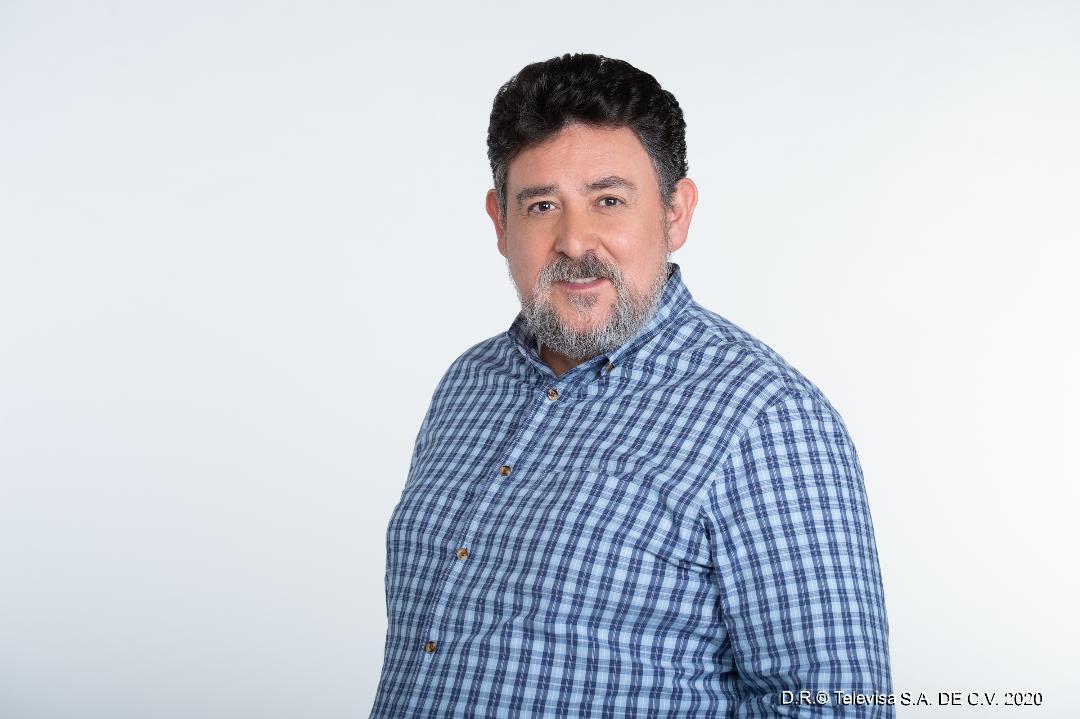 """Entrevista a Óscar Bonfiglio, quien da vida a Domingo Garrido en """"Te doy la vida"""": Mino D Blanc"""