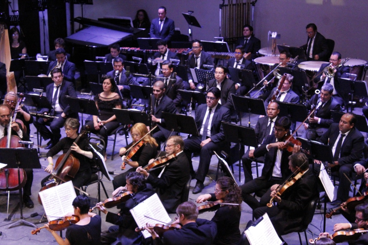 Gala de música rusa en los conciertos de la OSSLP por televisión abierta