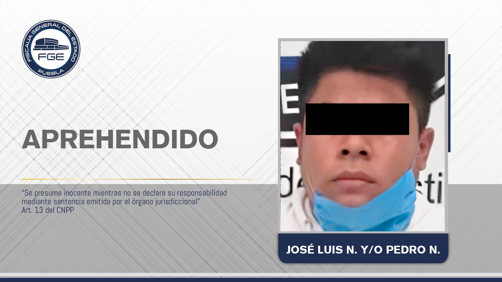 Detenido en Huaquechula presunto responsable de doble homicidio