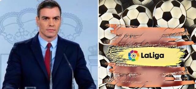 Reanudará la Liga de España el lunes 8 de junio