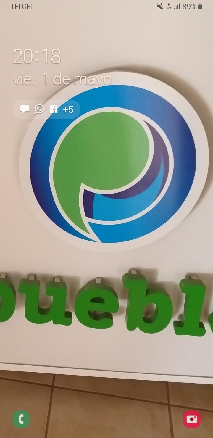 """Video desde Puebla: Jovencita se salva de ser """"levantada"""" en la 9 norte y 64 poniente"""
