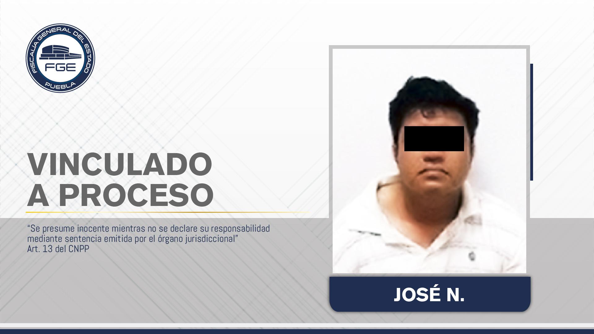 FGE logró obtener vinculación a proceso contra presunto homicida