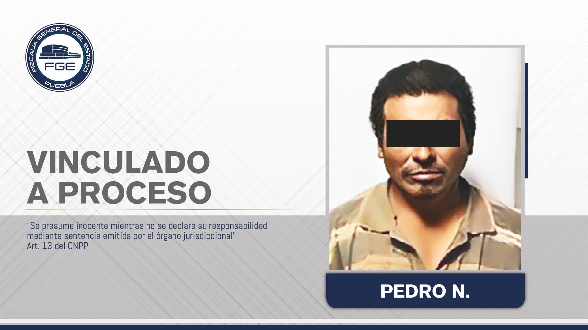 Mandan a prisión a depravado pederasta por tentativa de violación de niña de 6 años en Zacatlán