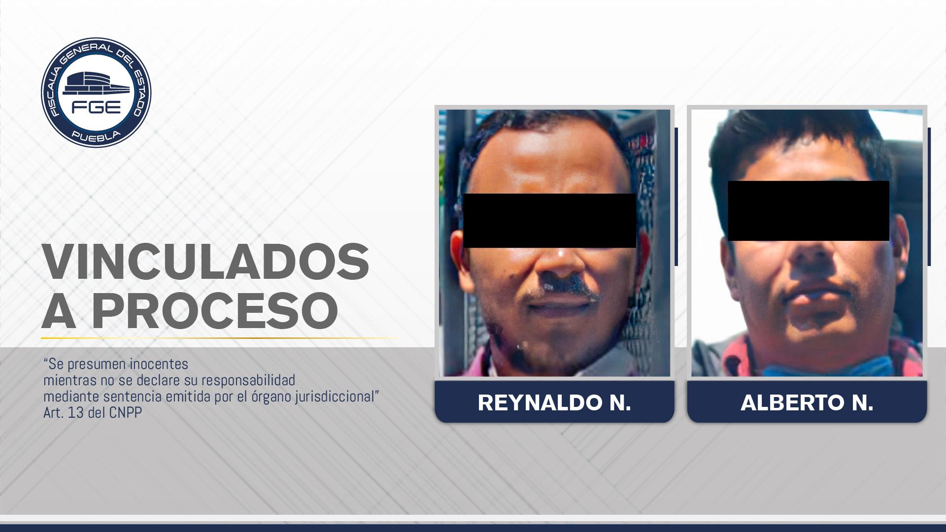 Vinculación a proceso de detenidos con 3 millones de pesos
