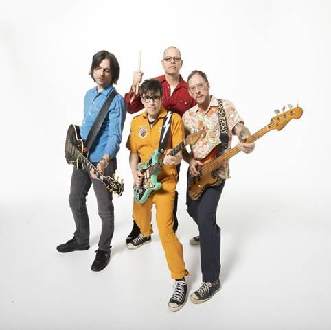 """""""Hero"""" es el nuevo sencillo de Weezer"""