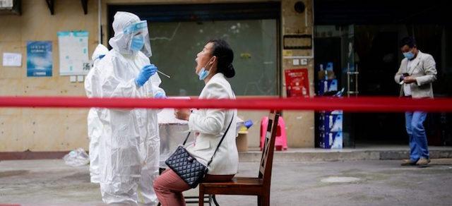 En 24 horas, Wuhan realiza más de un millón de pruebas PCR para detectar Covid-19