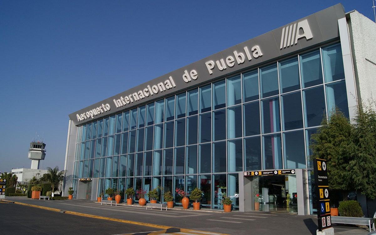 """El Aeropuerto Internacional de Puebla realizará el simulacro """"Incendio de Aeronave"""""""
