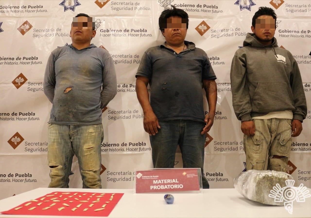 """Detiene SSP a """"La Guajolota"""", objetivo prioritario del atlas delincuencial"""