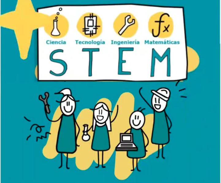 Presentan estudio de impacto para dirigir la elección de carrera de mujeres hacia áreas STEM