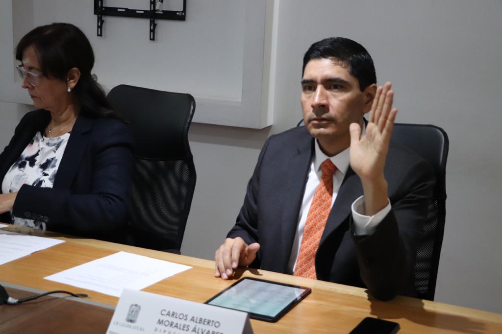 """La contingencia sanitaria dejará """"un agujero fiscal"""" en Puebla: Morales Álvarez"""
