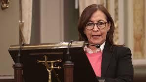 Congreso llama a comparecer al titular de la Secretaría de Igualdad Sustantiva Mónica Díaz de Rivera