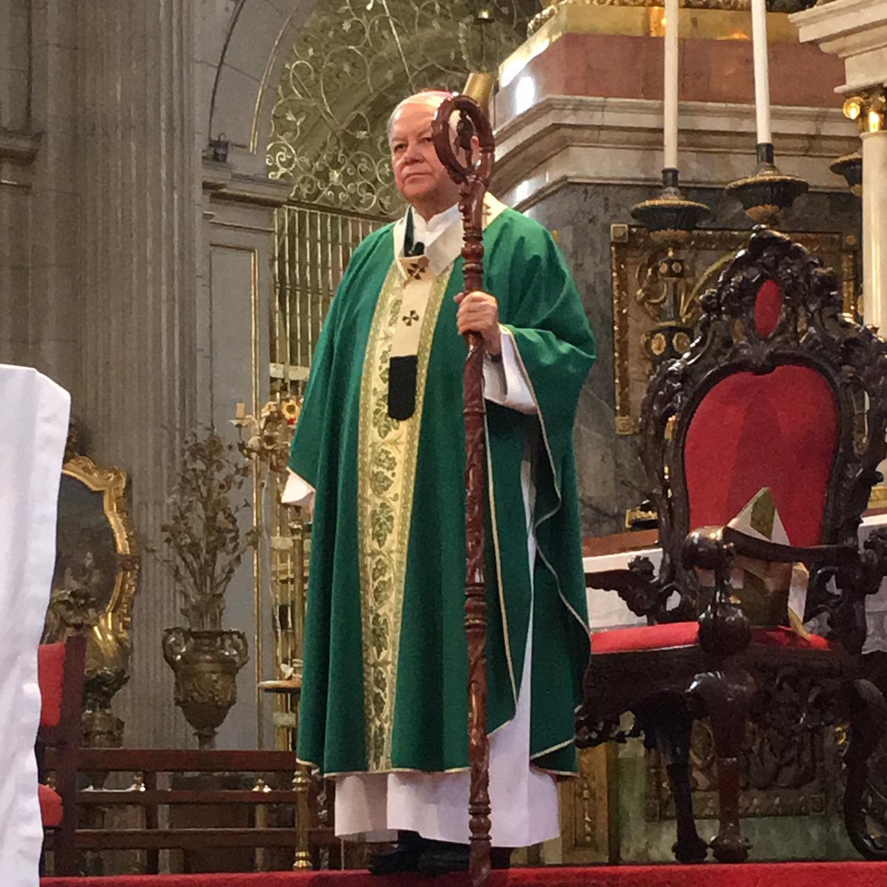 Pide Arzobispo de Puebla por la unidad de la familia