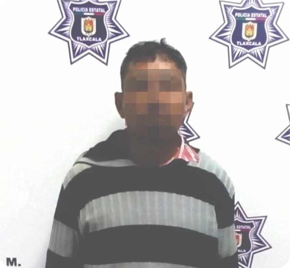 Desde Tlaxcala: SSC asegura a una persona por robo a empresa en Xaloztoc