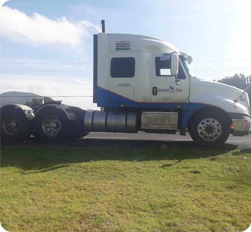 Desde Tlaxcala: SSC recupera en Tetla un tractocamión robado