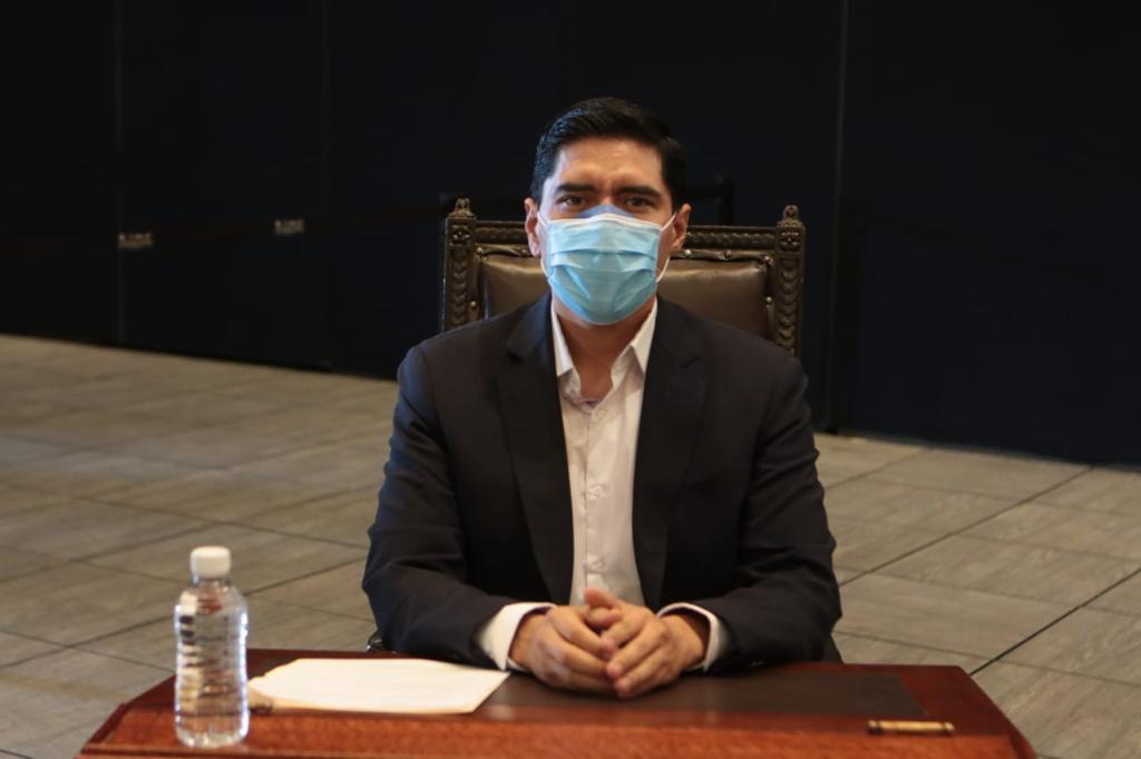 Ley electoral que propone Morena es antidemocrática: Carlos Morales