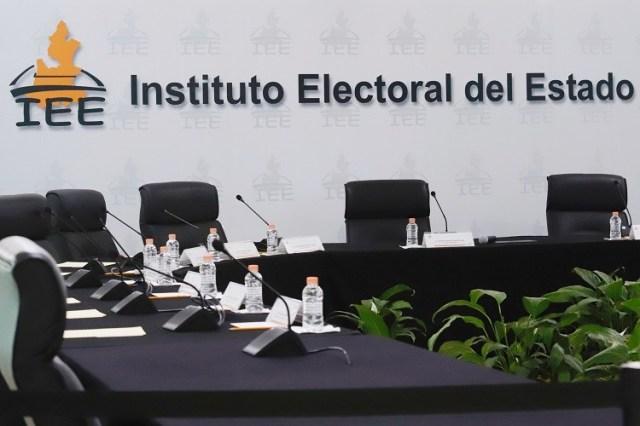 Cuarta ampliación de suspensión de labores del IEE