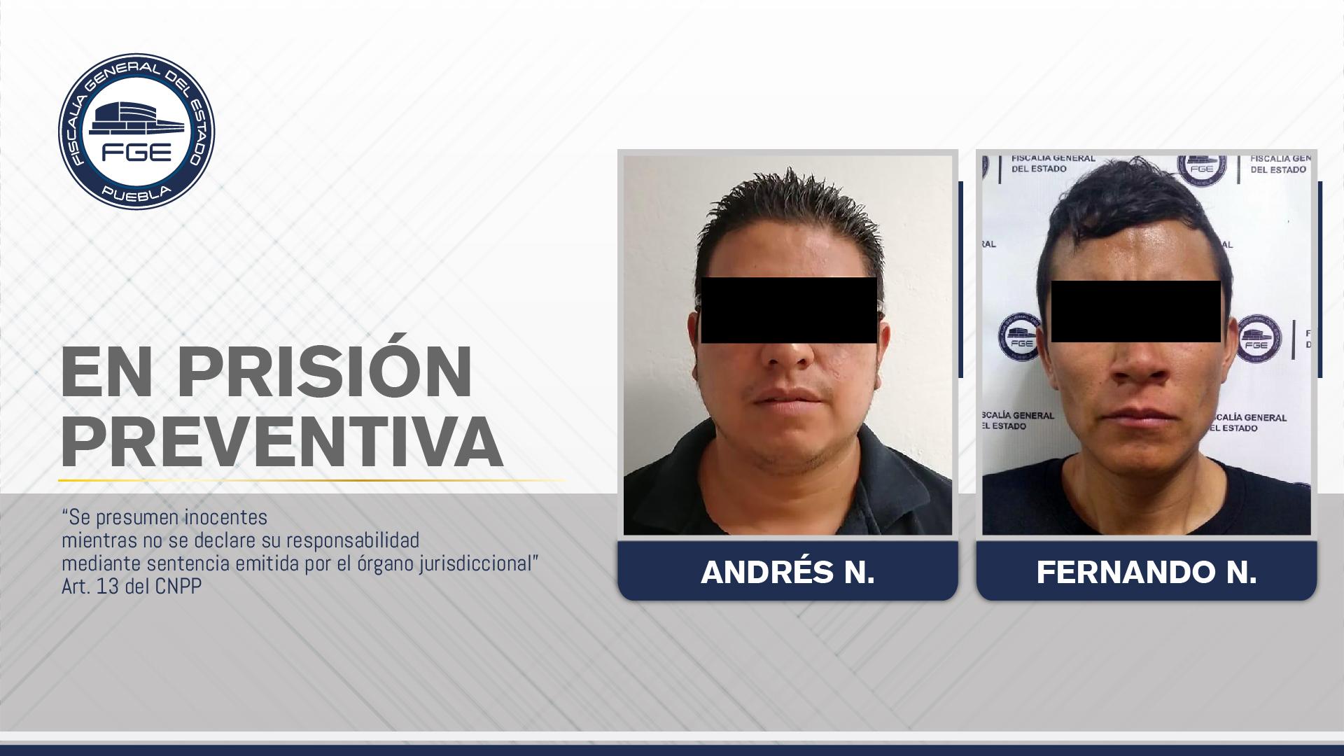 En prisión preventiva hombres investigados por incitar a saqueos