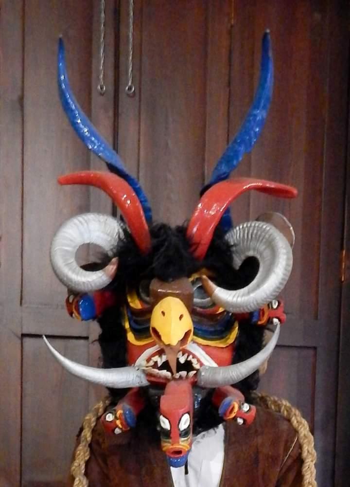 Tradicional Diablo de Teloloapan