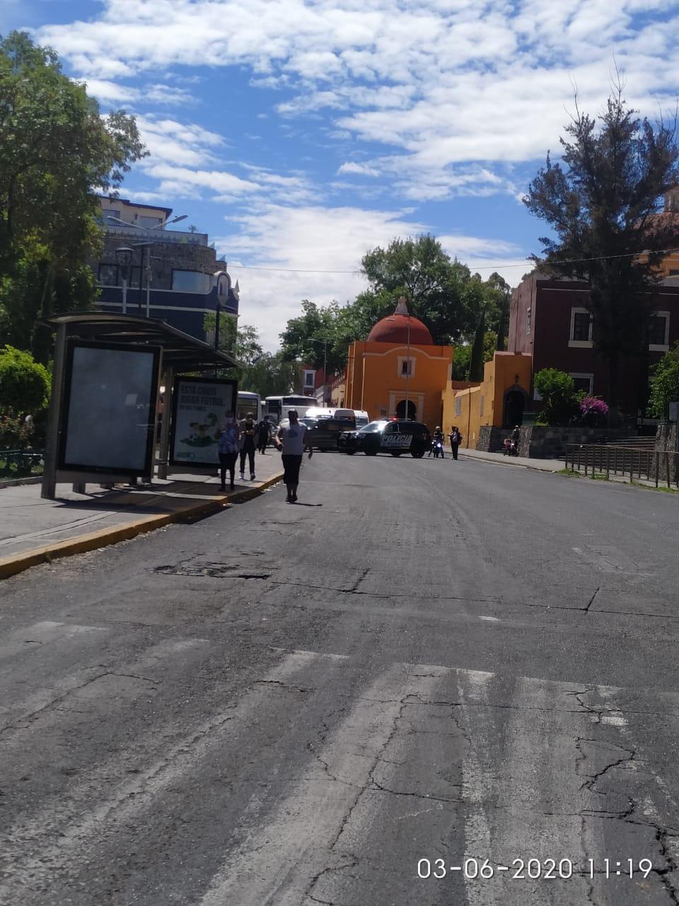 Policías estatales marchan por segundo día seguido