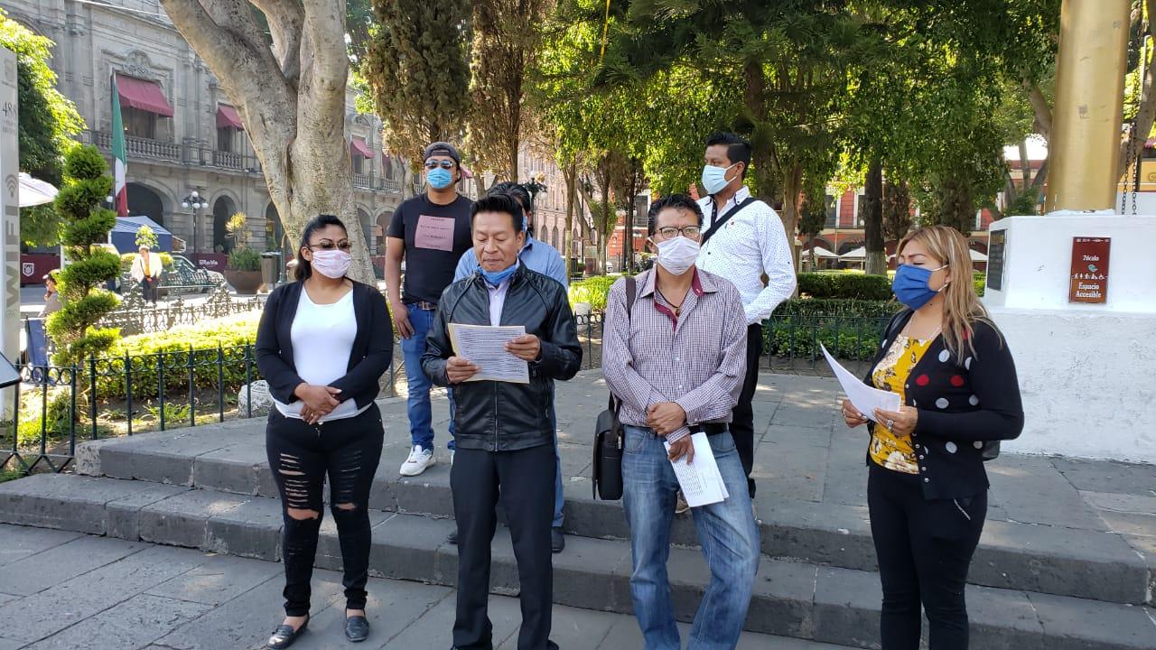 Hasta de homofobia y discriminación denuncian a la presidenta municipal de Cuautlancingo, Guadalupe Daniel Hernández