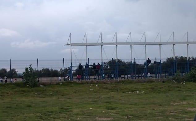 Nuevamente ayuntamiento de Amozoc autoriza partidos de fútbol en plena pandemia