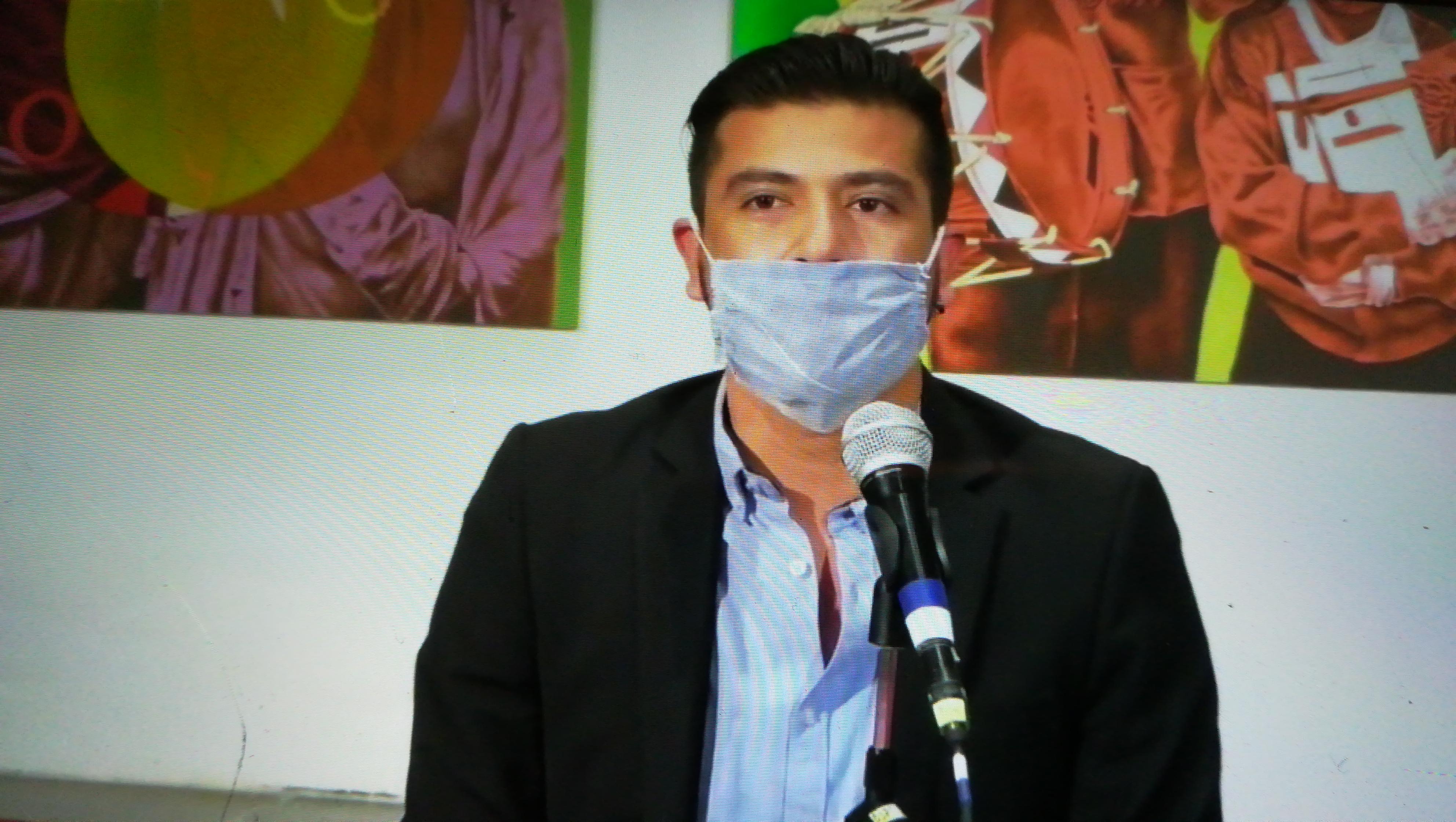 Video desde Puebla: Ayuntamiento de la capital apoyará a artistas urbanos y promoverá la lectura, informó Ángel Andrade Torres