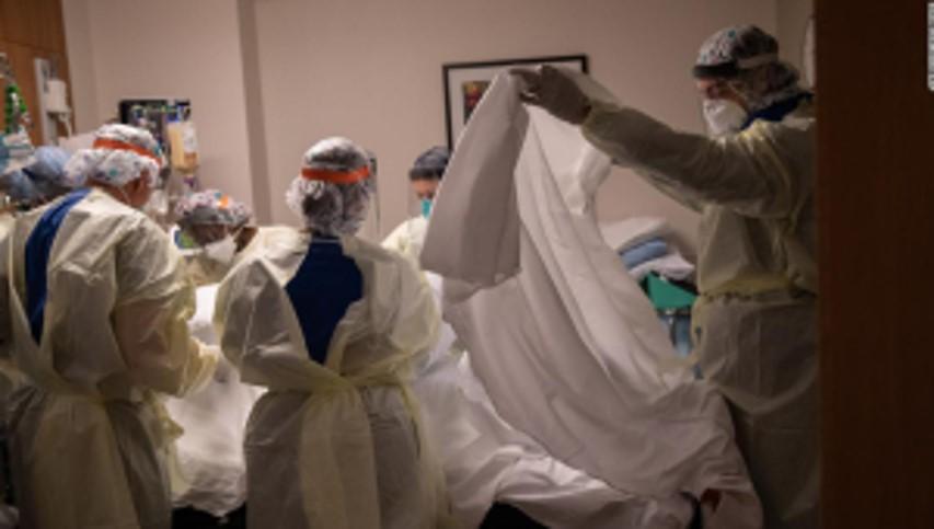 Nuevo modelo de covid-19 de IHME proyecta que las naciones de América Latina y el Caribe tendrán casi 388.300 muertes para el 1 de octubre