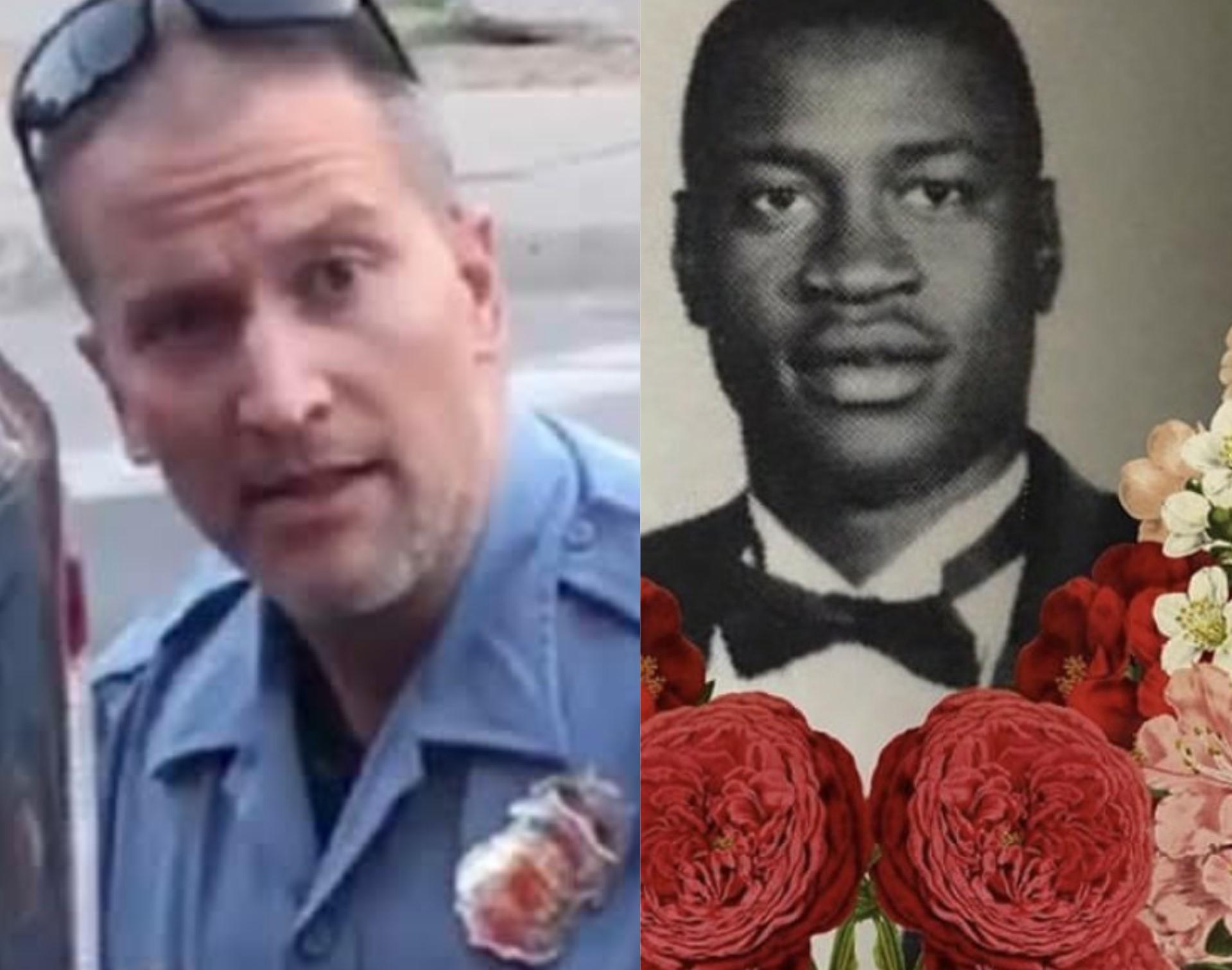 Un asesino racista, disfrazado de policía