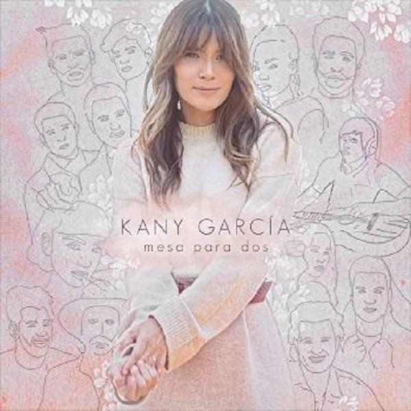 """Kany García lanza simultáneamente su nuevo álbum titulado """"Mesa para dos"""" y el video de su nuevo sencillo """"Lo que en ti veo"""", con Nahuel Pennisi"""
