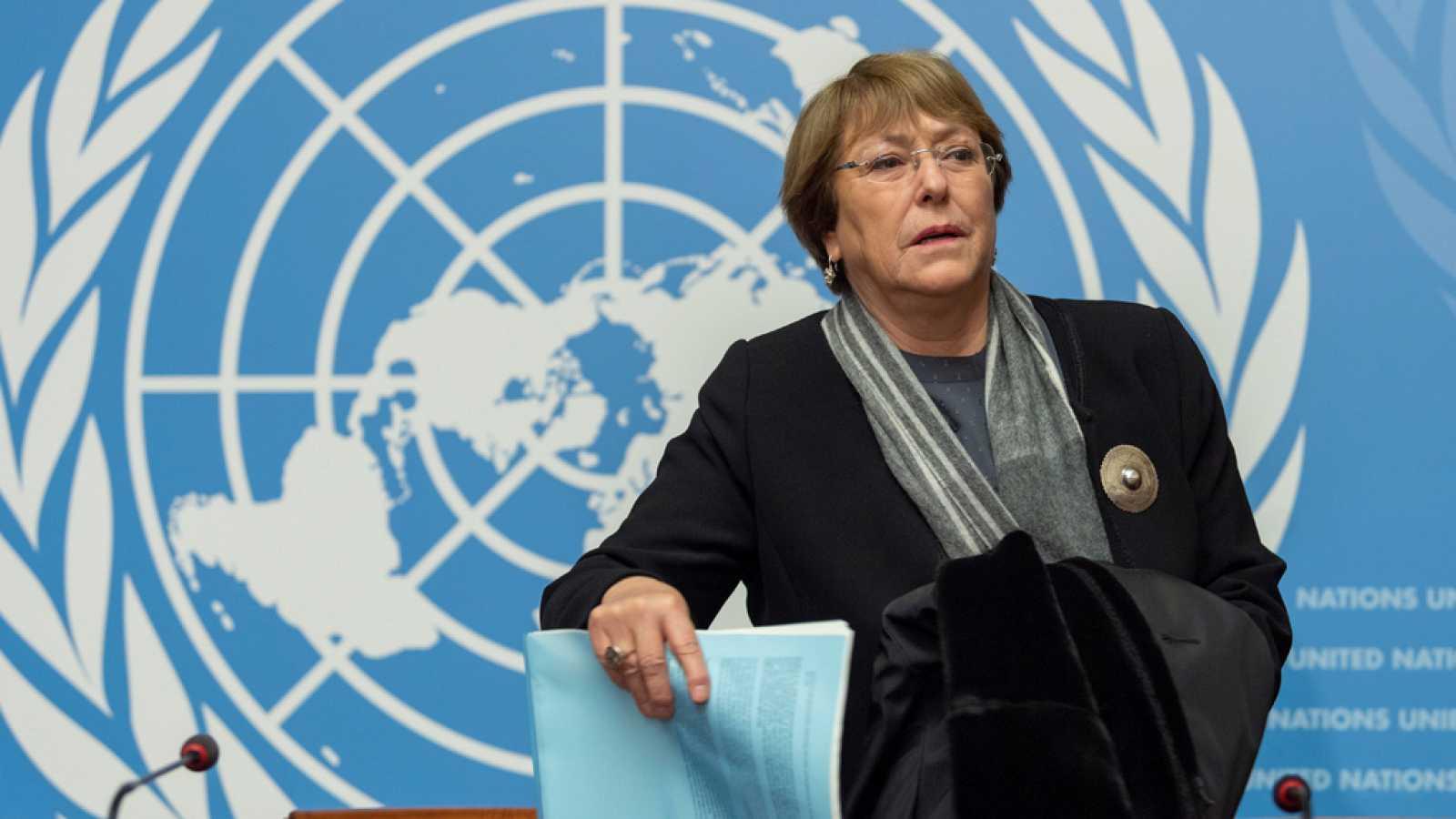 Bachelet: Las desigualdades que ha sacado a la luz el coronavirus están alimentando las protestas masivas en Estados Unidos