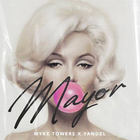 """Myke Towers promueve su nuevo sencillo """"Mayor"""" en colaboración con Yandel"""