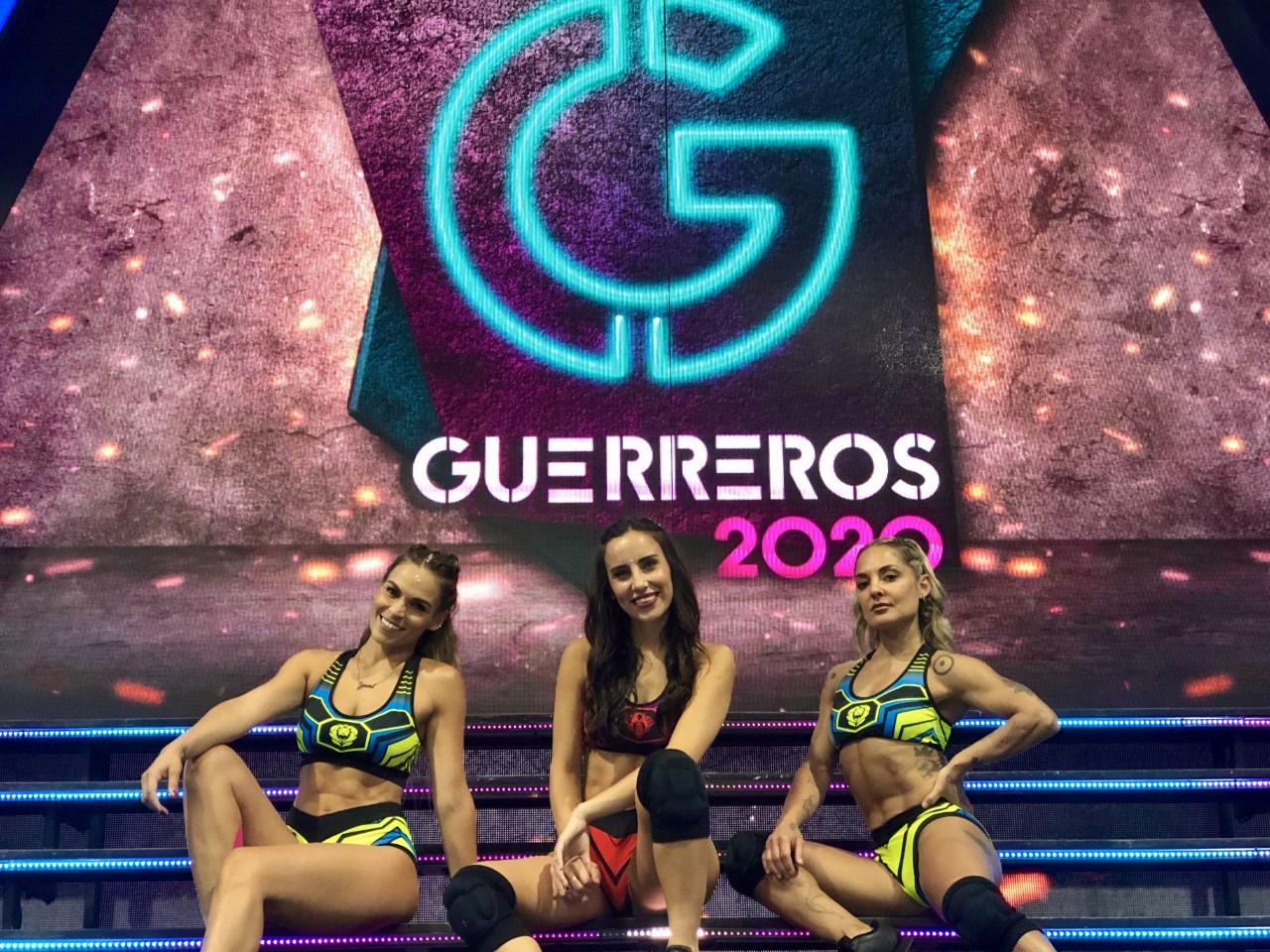 """Reyna Lòpez """"Reylo"""", Jenny García """"The Lion Queen"""" y Cyntia Cofano se unen a """"Guerreros 2020"""""""