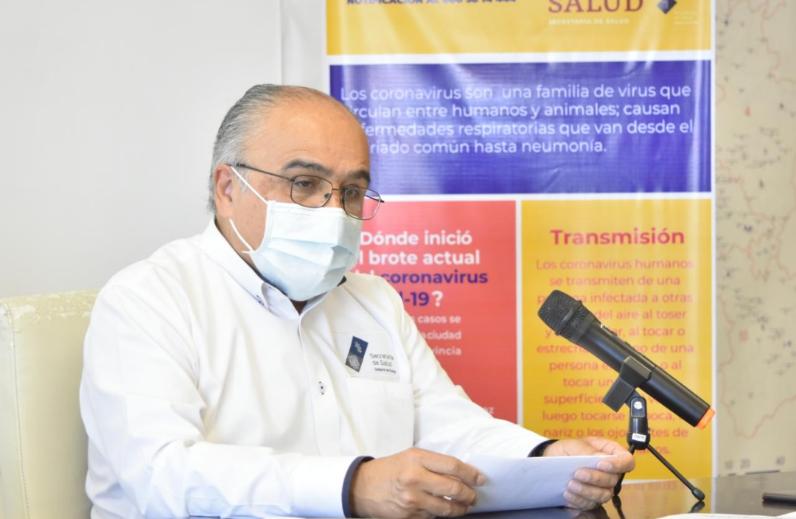 Acumulado de decesos por covid-19 en Puebla sube a los 548: Uribe Téllez