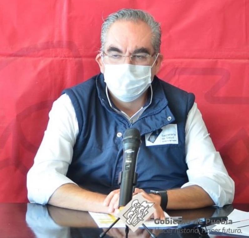 Videos desde Puebla: Decesos por covid-19 ya son mil 327 en el estado, informó la Secretaría de Salud.