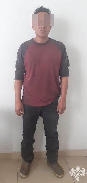 Detiene SSP a presunto narcomenudista en Tlaltenango