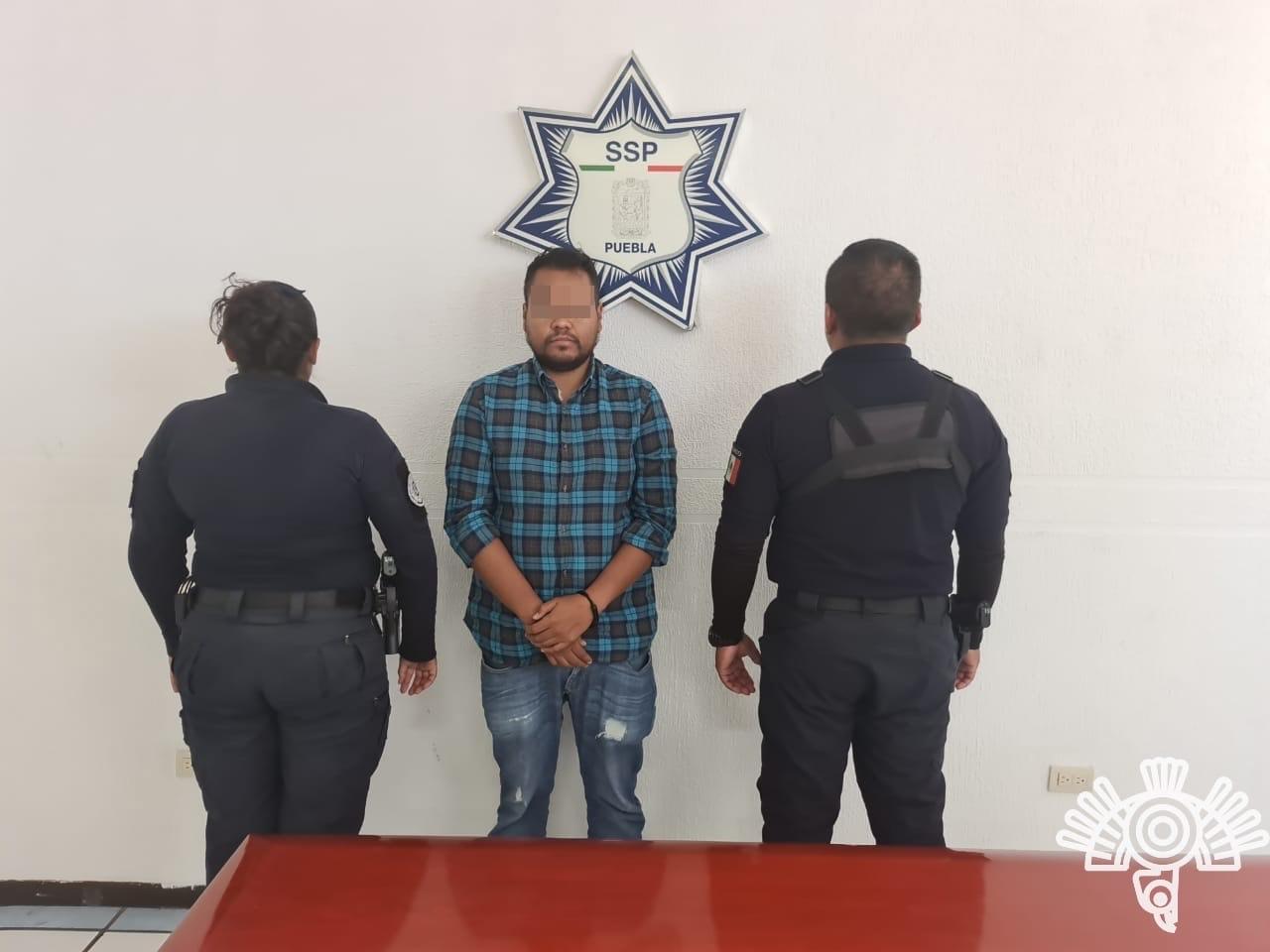 Gracias a ciberpatrullaje, Policía Estatal recupera auto robado y detiene a vendedor