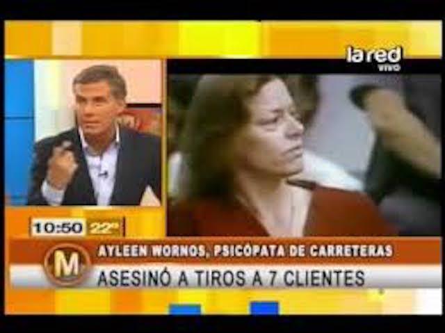 La triste vida de Aileen Wuornos