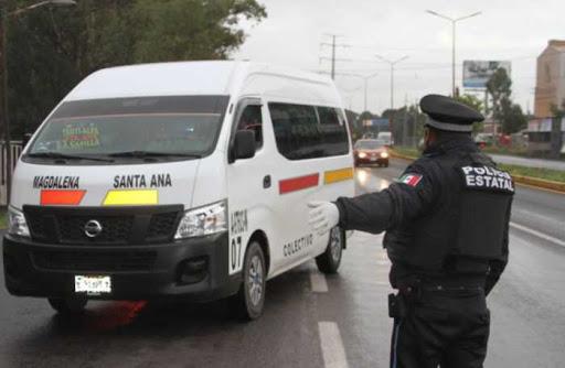 """Desde Tlaxcala: SSC implementa """"operativo pasajero seguro"""" en la entidad"""