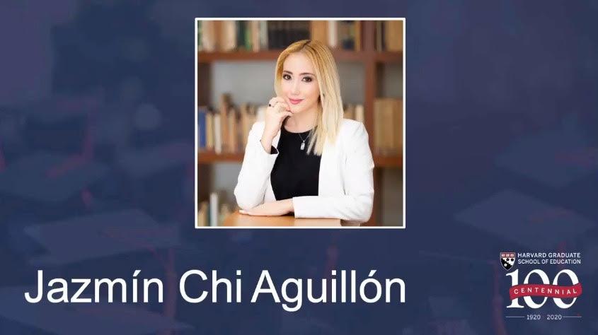 Entrevista a Jazmín Chi: empresaria, escritora y conferencista