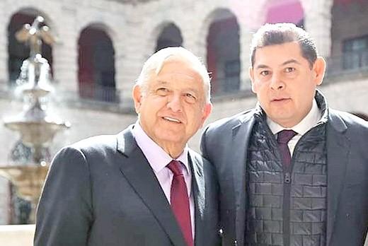 """""""Serenos morenos"""", dice Alejandro Armenta sobre sus aspiraciones políticas"""