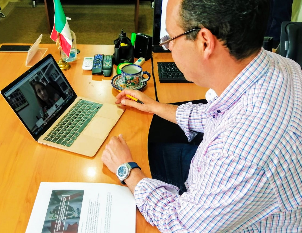 Presenta SEDECO perspectivas y oportunidades que generará el T-MEC para Tlaxcala.