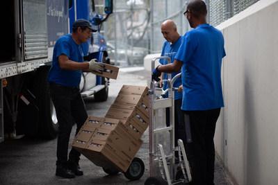 Goya dona 200,000 libras de comida a México #GoyaGivesGlobal