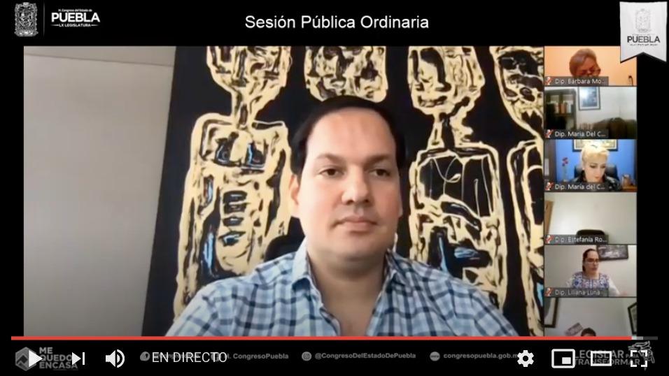 Quitar el fuero permite terminar con privilegios: Juan Pablo Kuri